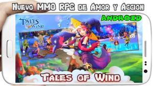 Tales of Wind apk para Android Descarga