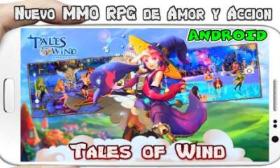 Tales of Wind apk para Android Descarga