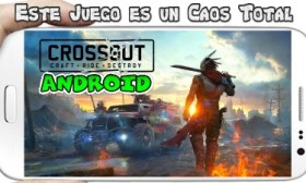 Crossout Mobile para Android Descarga apk