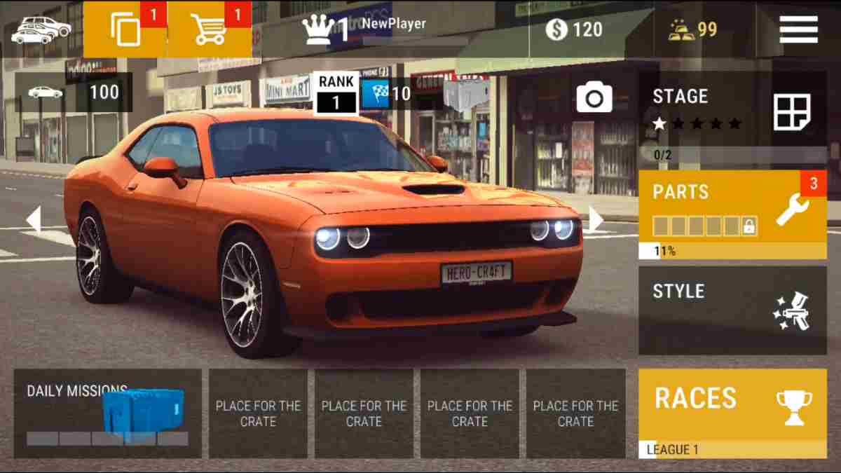 Grand Street Racing Tour para Android