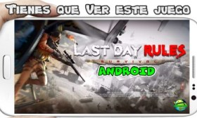 Last Day Rules Survival para Android Multiplayer Survival Game