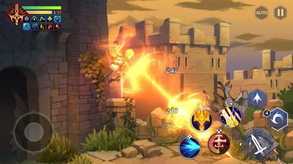 Magia Charma Saga apk para Android