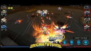 Mecha Storm Advanced War Robots