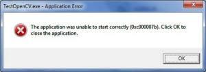 Solucion definitiva Errores dll 0xc000007b windows 7 8 10