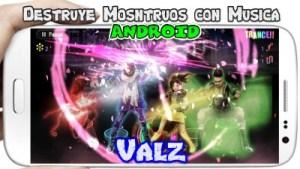VALZ apk para Android Un juego de Acción y Música Sin Internet Offline