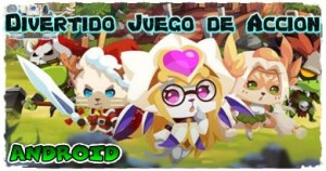 Meow Guardians for Android ARPG mobile game English Version