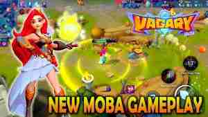 Vagary 5v5 MOBA Android Super Ligero