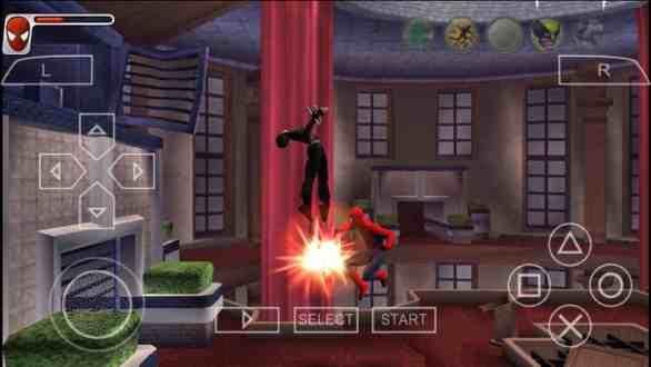 Descargar Mejor Spider-Man para Android Gráficos HD