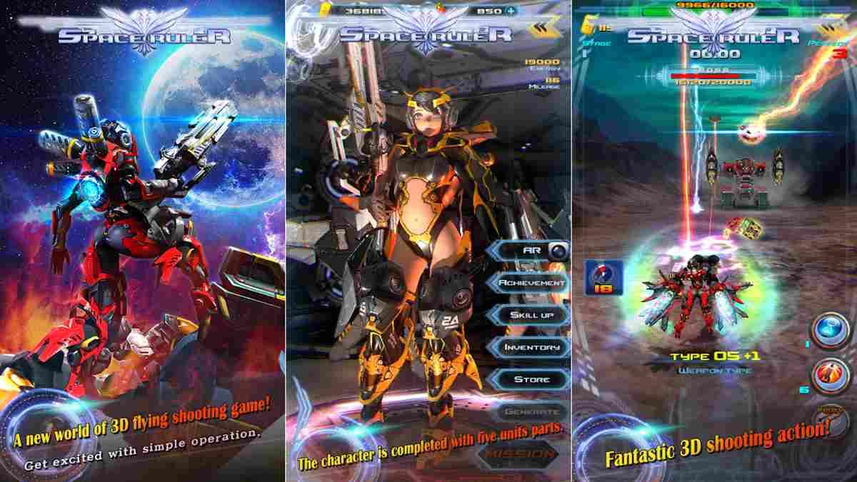 Descargar SpaceRuler para Android juego apk