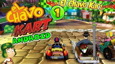El Chavo Kart Racing para Android Descarga apk + obb gratis