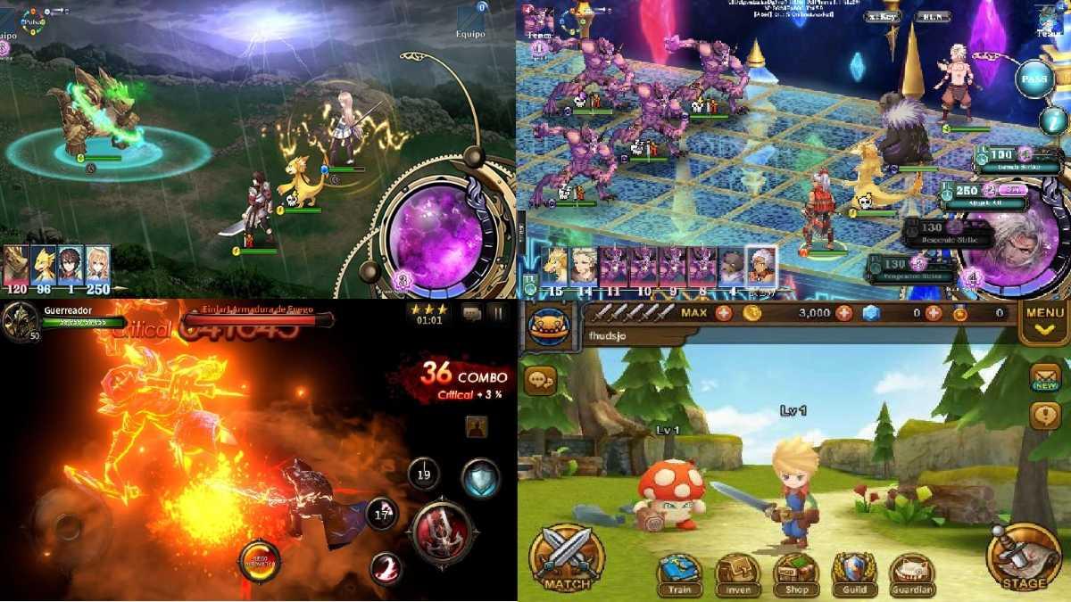 Mejores apps para juegos de rol en tu móvil