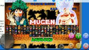 Anime Jump Stars Battle 2 MUGEN para Android y PC Gratis