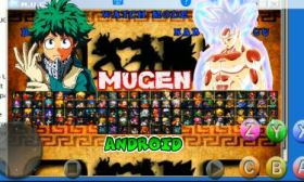 Anime Jump Stars Battle 2 MUGEN para Android y PC Gratis
