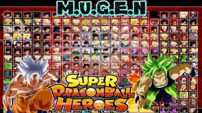 Descargar Dragon Ball MUGEN 2019 android apk