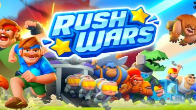 Descargar Rush Wars APK para Android el nuevo juego multijugador