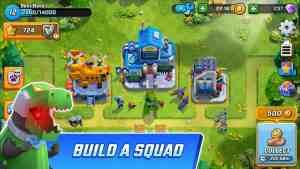 Descargar Rush Wars APK para Android el nuevo juego de supercell