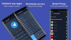 EasyVPN Mod para Android Proxy Super Fast Hotspot Unlimited
