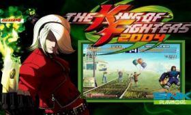 Kof 2004 Super Plus para Android poderes y combos ilimitados