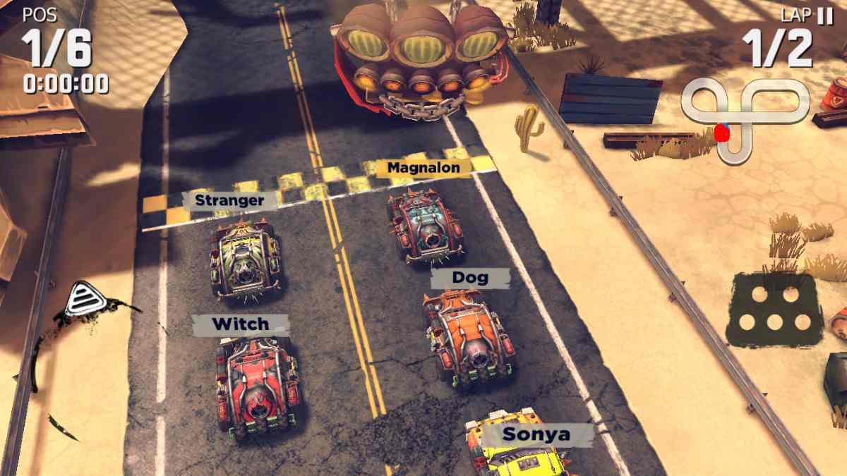 caRRage apk para Android Es el mejor juegos carros