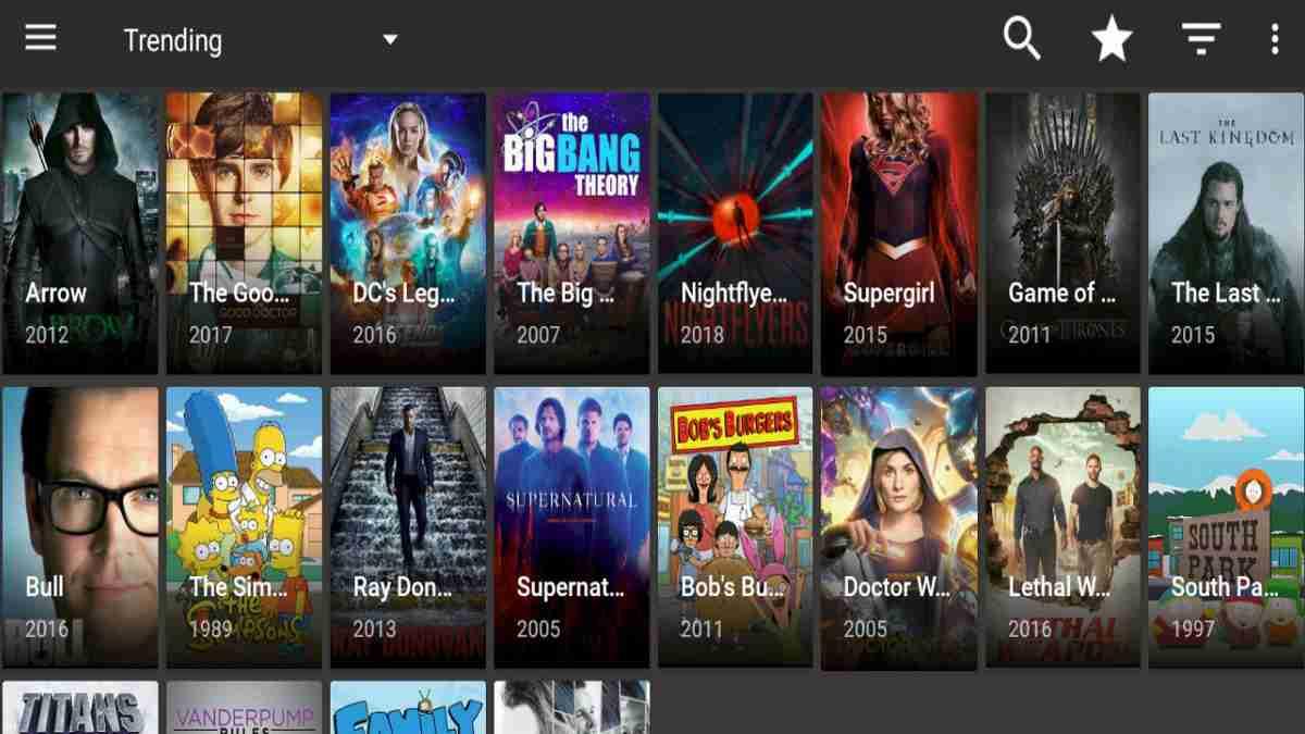 Cine At Home apk para Android La mejor app de peliculas