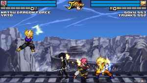 Jump Stars Victory Mugen VS 1.0 para Android y PC