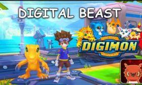 Digital Beast para Android Increíble juego de Digimon RPG