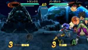 Tap Battle Fighter Z Mod para Android No vas a creer los gráficos