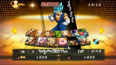 Tap Battle Fighter Z Mod para Android