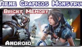 Bright Memory Mobile para Android Brutal juego con calidad de Consola
