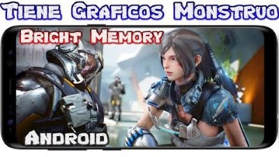 Bright Memory Mobile para Android Brutal juego con calidad de Consola