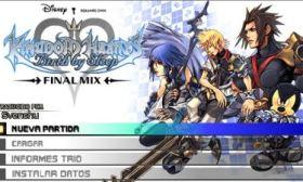 Kingdom Hearts BS Juego para Android totalmente recomendado