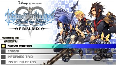 Kingdom Hearts BS Juego para Android totalmente recomendado