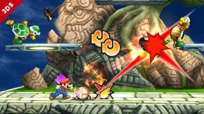 Smash Fighter para Android Juego con Grandes y famosos personajes