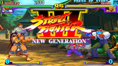 Street Fighter 3 New Generation para Android apk sin emulador
