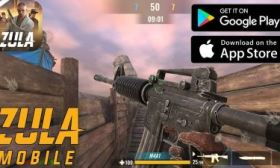 Zula Mobile Multiplayer FPS para Android Juego FPS de ultima generación