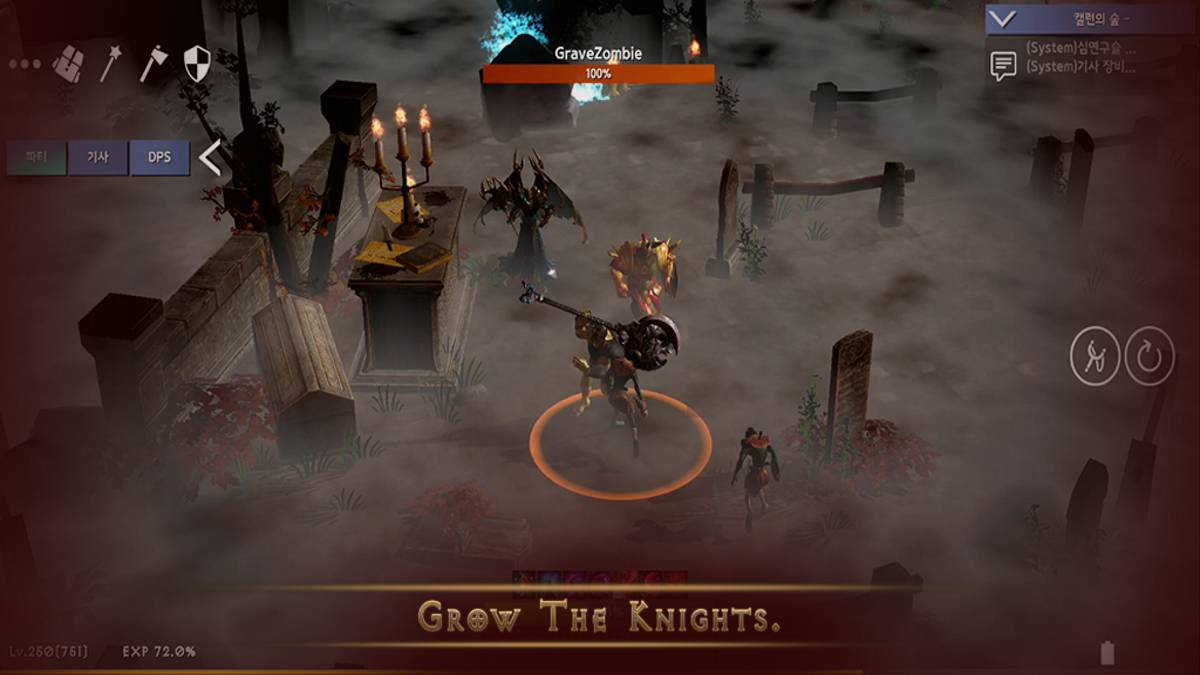 Dungeon and Evil 던전 앤 이블 : 핵앤슬래시 액션 RPG