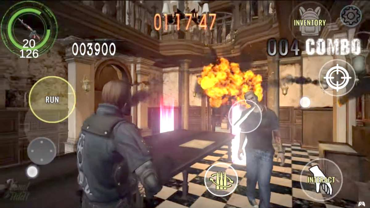 Nuevo Resident Evil Online 2020 Android
