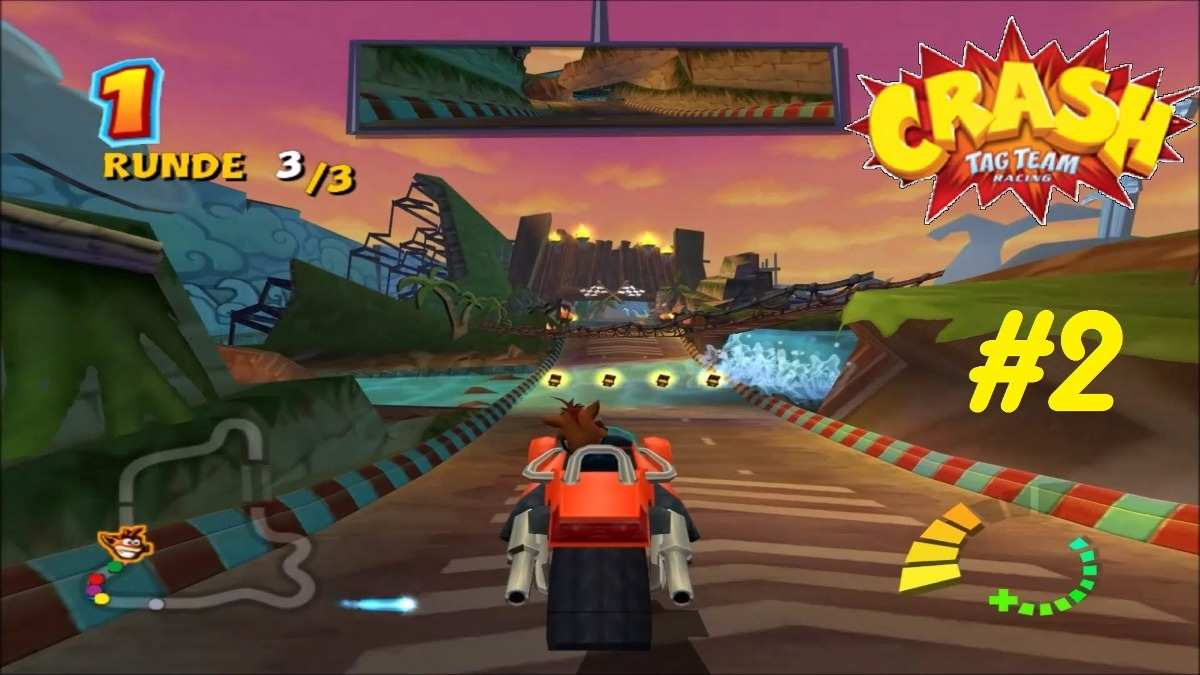 Crash Racing Super Ligero para Android