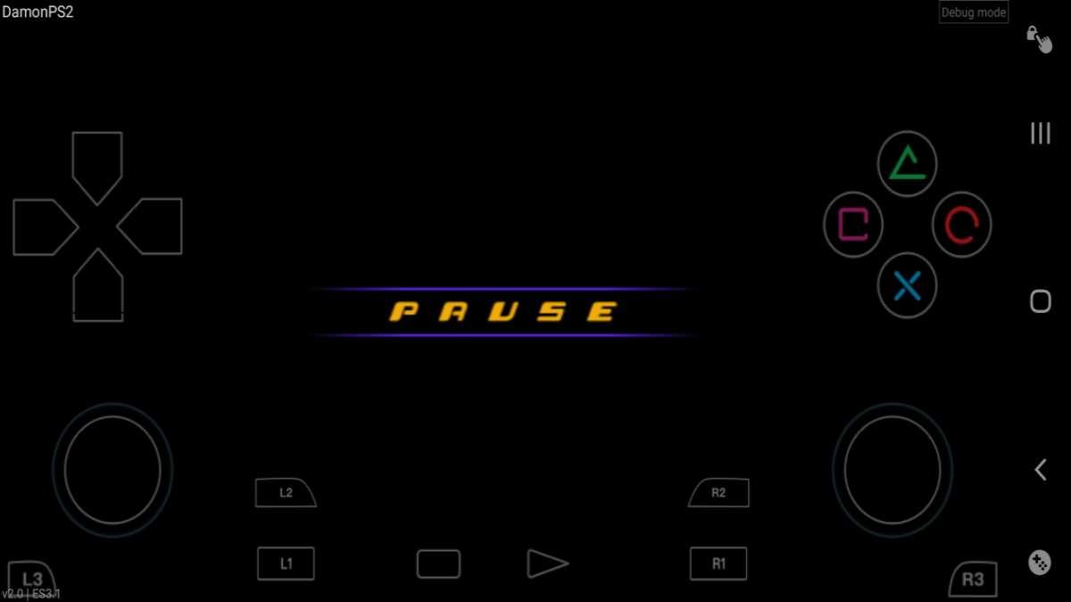 Descargar DamonPS2 Pro apk 2020 para Android Mejor Emulador de PS2