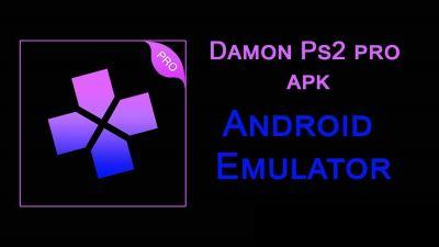 Descargar DamonPS2 Pro apk 2020 para Android