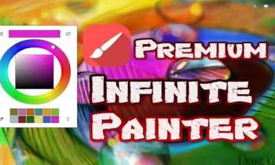 Infinite Painter Premium Apk para Android Infinitas Obras de Arte