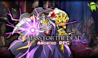 Mass for the Dead Overlord Anime RPG Android apk
