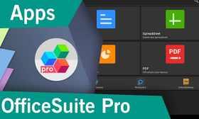 OfficeSuite PRO Premium APK para Android Ultima Versión