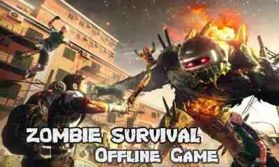 ZOMBIE SURVIVAL Offline Game para Android Nuevo juego de Zombies