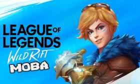 League of Legends Wild Rift apk para Android Mejor MOBA para móviles