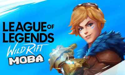 League of Legends Wild Rift apk para Android Mejor MOBA para móviles