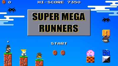 Super Mega Runner apk Las aventuras del fontanero continúan