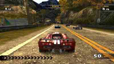 Burnout Dominator PS2 Juego
