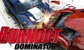 Burnout Dominator PS2 Juego de Carreras para DamonPs2