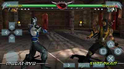 Mortal Kombat Mod PPSSPP disponible también para Android